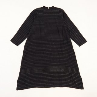 maku Quagga - 100% silk handwoven dress