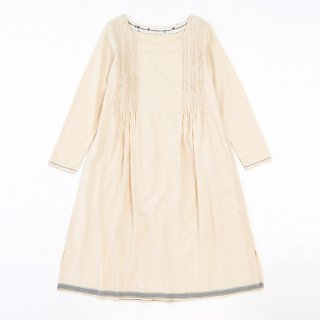 maku PIKA - 50% cotton & 50% silk handwoven dress