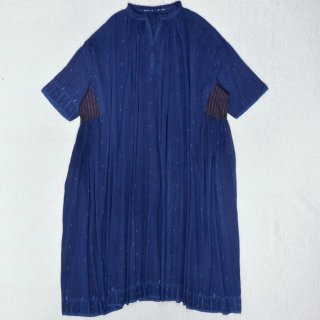 maku APUS - 50% Cotton & 50% Silk Handwoven Dress