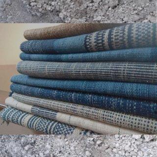 【予約商品】0013 Loin Loomed Cotton Yardages from Nagaland ナガランドの腰機織り綿布