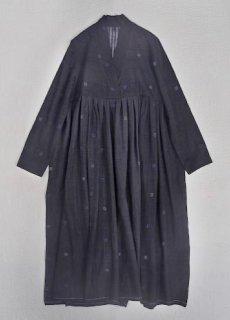 maku VELUKA - 50% Cotton and 50% Wool Handwoven Dress