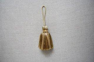 リボンタッセル(小) ゴールド