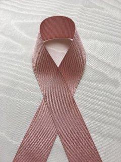 グログランリボン(2.5�幅) ピンク