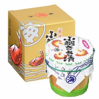 丸海 小鯛笹漬け(ささ漬) 大樽 160g 1樽