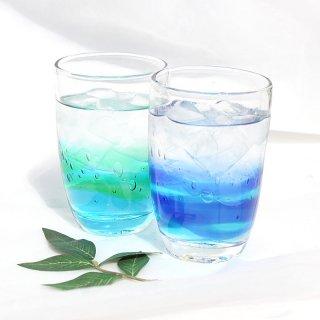 泡沫(うたかた)グラス
