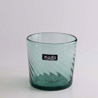 MADO ロックグラス(アイスグリーン)