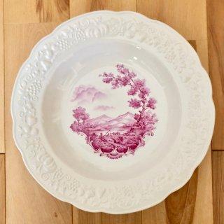 ディゴアン&サルグミンヌ Tancredeシリーズ スープ皿