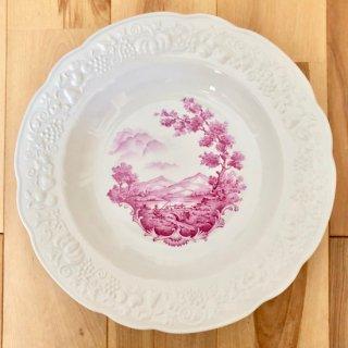 ディゴアン&サルグミンヌTancredeシリーズ スープ皿