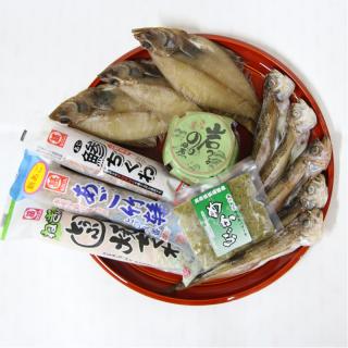 浜坂ふるさと味の物語 AT-002【送料無料】