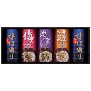 お茶漬け・有明海産味付海苔詰合せ「和の宴」ON-BE 2661