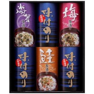 お茶漬け・有明海産味付海苔詰合せ「和の宴」ON-CO 2660