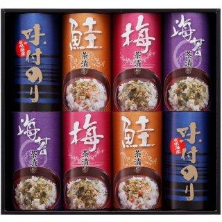 お茶漬け・有明海産味付海苔詰合せ「和の宴」ON-DO 2660