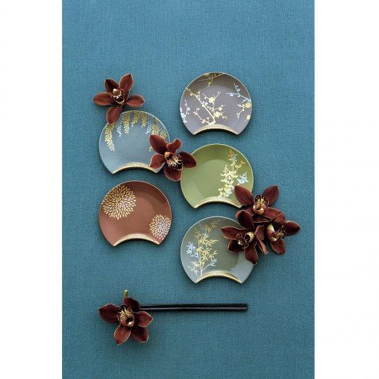 SF-1312Season's flowers-四季の花・銘々皿揃 SF-1312 0281