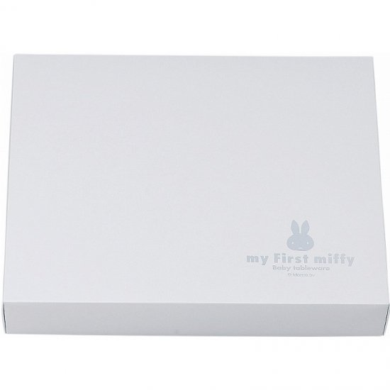 406751my First miffy ベビー食器セット(ブルー)406751 1401