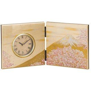 富士雅桜 屏風時計(中)8W-105 0029