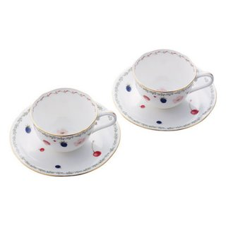 ノリタケ ポートショア ティー・コーヒー碗皿ペア P59387A/4613