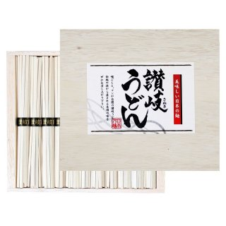 讃岐うどん(木箱入り)AKW-20 0035