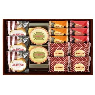 アマンド焼き菓子詰合せ ALM-25F 0051
