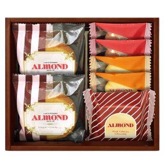 アマンド焼き菓子詰合せ ALM-10F 0051