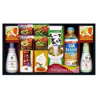 キッコーマン&アマノフーズ食品アソート BR-50 2970
