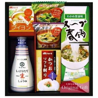 キッコーマン&アマノフーズ食品アソート BR-25 2970