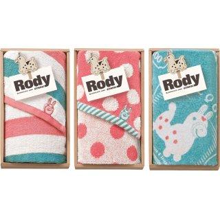RODY タオルギフトセット フェイスタオル RD-10 6801