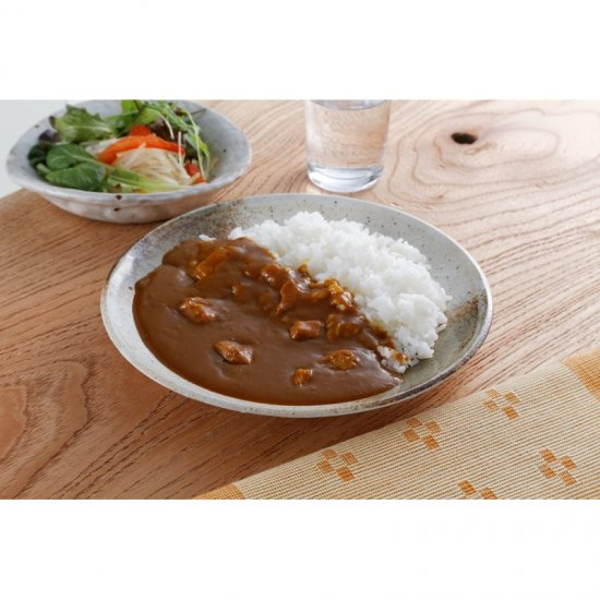 KBC-CO博多the伽哩「ビーフ・チキンカレーセット」KBC-CO 2660