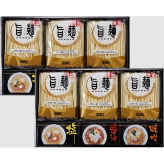 福山製麺所「旨麺」12食 UM-DO 2661