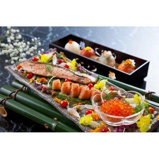 北海道いくら・鮭とやまや明太子 詰合せ 2215-40-4【送料無料】0770