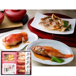 母の日 限定包装 氷温熟成 お魚総菜ギフトセット7切 STOS-40【送料無料】0045