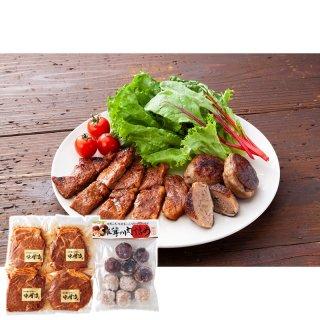 母の日 宮崎県産豚の味わいセット BAS41【送料無料】0045