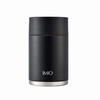 イミオ コンパクトランチポット300ml ブラック IM-0014 8910