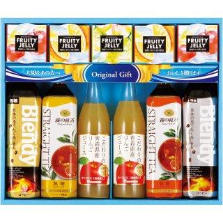 【夏ギフト】UCC&果汁飲料バラエティギフト ALS-40C 4851