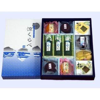 【夏ギフト】恵比寿製菓 涼くらべ(小)9123