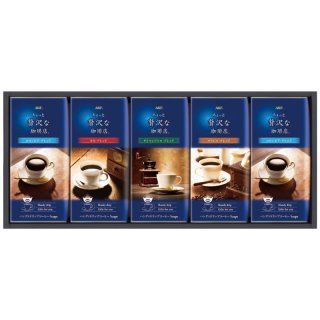 AGFちょっと贅沢な珈琲店 ドリップコーヒーギフトZD-25J 1100