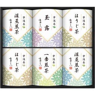 市田ひろみ 宇治茶ティーバックギフトセット UHT-40 0051