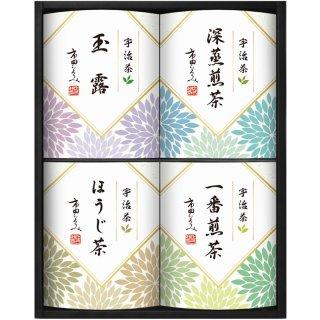 市田ひろみ 宇治茶ティーバックギフトセット UHT-30 0051
