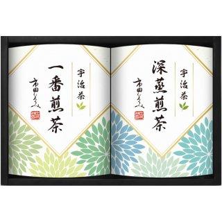 市田ひろみ 宇治茶ティーバックギフトセット UHT-15 0051