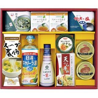 【お歳暮】調味料セレクトギフト GE-60R 0051