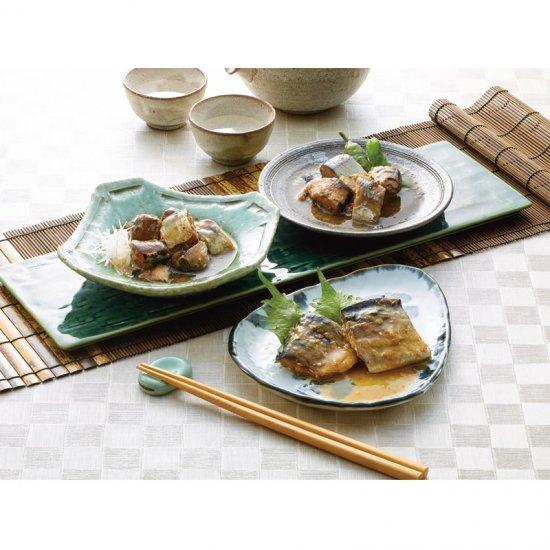 MF-15三陸産煮魚&おみそ汁・梅干しセット MF-15 0051