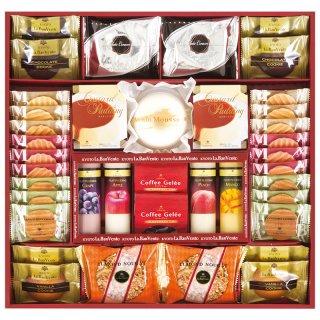 【お歳暮】京都ラ・バンヴェント プリン&焼き菓子詰合せ LBD-40H 4851