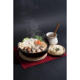【お歳暮】広島産かきの土手鍋セット R-DS【送料無料】0122