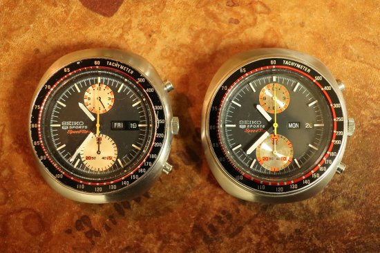 SEIKO SPEED TIMER(UFO)