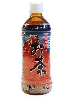 有機栽培 ペットボトル「赤富士」500ml 1ケース