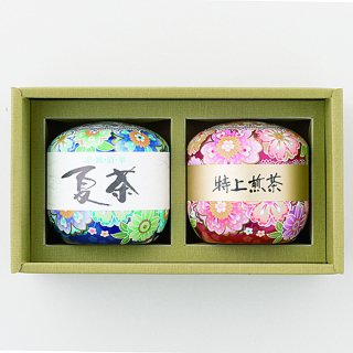 【お中元特選2】花模様