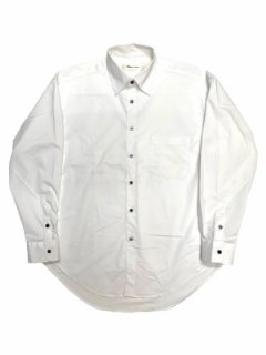 【Stretch Broad Over Shirt】