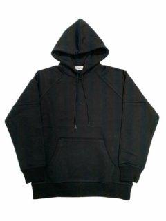 【Dropped raglan hoodie】