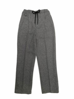 【Knit Easy Slacks】