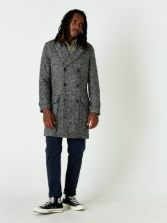【Ros Coat Herringbone】