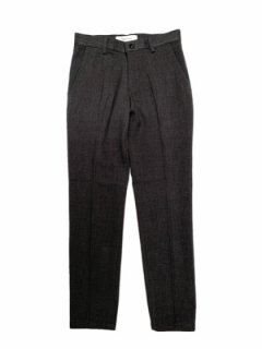 【Slim Slacks (wool touched)】